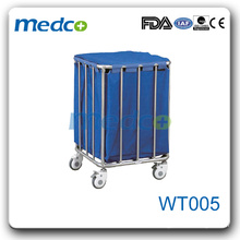 New product stainless steel dressing trolley WT005