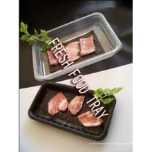 Chine Plateaux de viande en plastique absorbants de nourriture de sécurité en gros de Globle