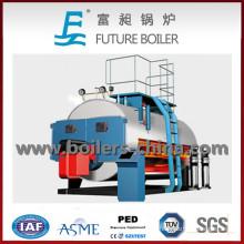 Spätester chinesischer horizontaler Öl (Gas) gefeuerter Dampfkessel