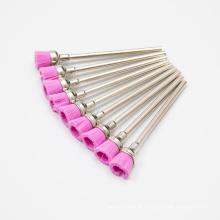 Professional Bit Dust Brush Nail Art Drill Head Mini 100pcs/bag OEM/ODM