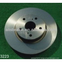 High quality car brake disc and drum
