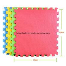 Tapis de mousse de tapis de puzzle d'EVA pour l'exportation