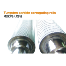 Tungsten Carbide Corrugated Rollers
