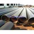 Tubos de aço sem costura A106 em aço carbono laminado a quente