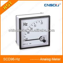 96 * 96mm Medidor de freqüência analógica alta precisão
