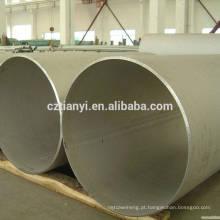 Fábrica personalizada barato tubo de aço inoxidável sem costura