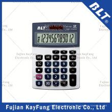 Calculadora de escritorio de 12 dígitos para el hogar y la oficina (BT-160)