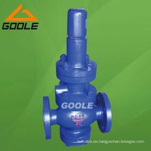 Válvula reductora de presión de vapor tipo pistón piloto (Y43H-GVPR09)
