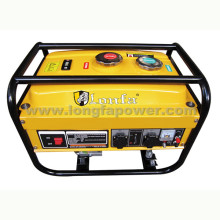 Portable 2.5kVA / 2kw Vier-Takt-Kerosin-Generator-Set (LF3800-A)