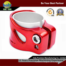 Machine Parts for Colorful CNC Turning and Milling Aluminum Parts