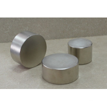 NdFeB Strong Magnet Permanent Cylinder Shape