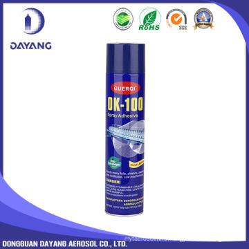 100% Good quality no formaldehyde spray glue for sponge canton fair