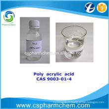 Traitement de l'acide polyacrylique (PAA), CAS 9003-01-4, Système d'eau de refroidissement circulant