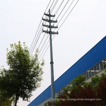 Башня с монопольной передачей энергии 10кВ