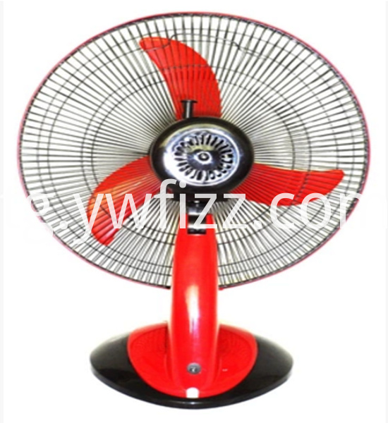 Dc bench-type electric fan