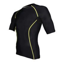 Camisa de manga larga de compresión personalizada (ARC-044)