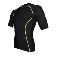 Long Sleeve Customized Compression Running Shirt (ARC-044)