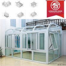 Diseño personalizado del jardín de invierno de la manera de Factoy, casa de cristal