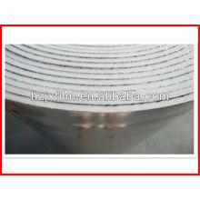 Telhado de metais