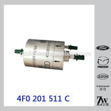 Types of Fuel Filter for AUDI VW Germany Cars 4F0 201511C, 4F0 201 511 C