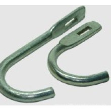 Large and Small Galvanized Steel Pipe Hook
