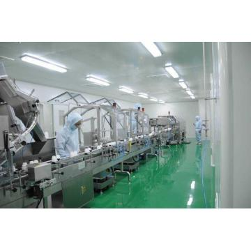 professioneel ontwerp cleanroom cleanroom project