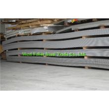 Fábrica diretamente vender 201 304 316 folha de aço inoxidável
