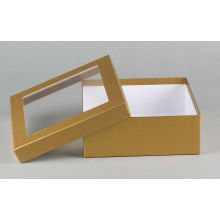 Corrugated Window Box / E-Flute Window Box