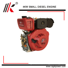Motor diesel de Yangke 3.7kw / generadores diesel pequeños para la venta 2-15KW con el sistema de generador de alta confiabilidad