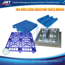 Precision processing Design pallet mould machine