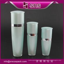 Hot sale SRS arcylic pump 15ml 30ml 50ml 80ml 120ml hair fiber bottle