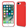 New arrival rubber silicone case for iphone7 plus