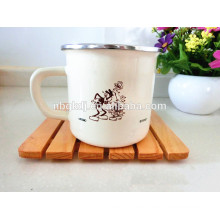Alibaba China Wholesale Enamel Cups Mugs
