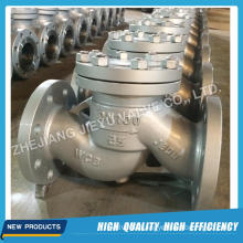 DIN Pn25 Dn100 Wcb Lift / Piston Check Valve