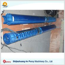 Bomba de agua submersible de alta presión de pozo profundo de eje largo