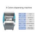 Soft Liquid PVC Trademark Dispenser Machine
