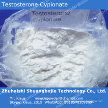 Bulking Cycle Steroid Powder Cypionate de testostérone / 58-20-8