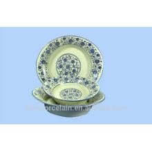 NOUVEAU Bol en lingots d'or en céramique avec style classique de Chine pour BS-H0014