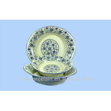 NEW Ceramic Gold Ingot Bowl with Classical Style of China for BS-H0014
