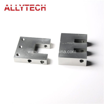 Precision Aluminum Machined Slide Base