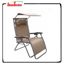 Walmart plegable al aire libre silla de playa reclinable