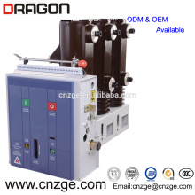 ZN63A-12 12kv high voltage indoor vacuum circuit breaker