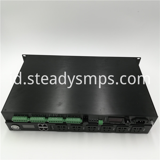 Rack Mounted Power Supply