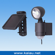 2W SMD LED Solar Security Light