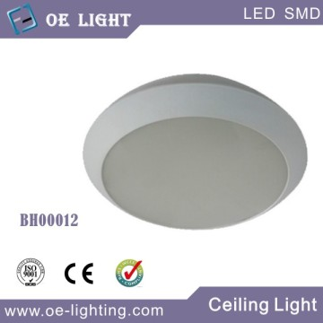 15W LED Bulkhead/Ceiling Light with Microwave Sensor