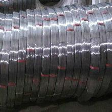Aço de carbono alto 55 # Oval Wire