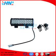 54W LED Light Bar Spot Beam Working Lamp for SUV Car Boat ATV Offroad Truck Forklift