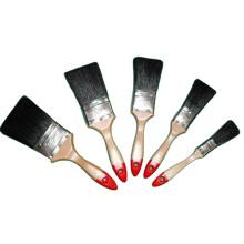 Eterna 604 Black bristle wooden handle paint brush cheap style paint brushes