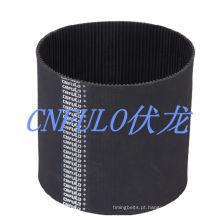 Industrial de borracha Neoprene correia dentada, correia de transmissão/do Texitle/impressora de poder, 1150h