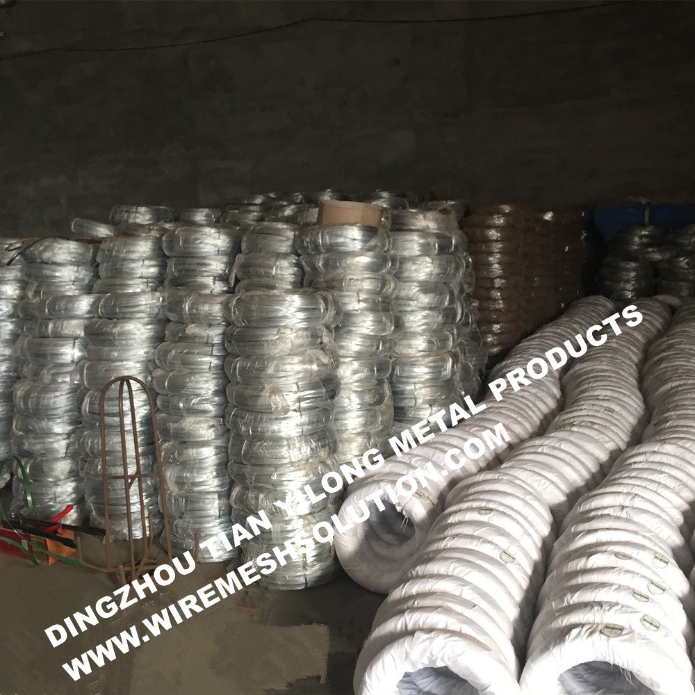 7KG BWG 22 Galvanized Binding Wire
